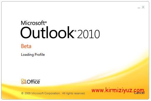 Microsoft Outlook 2010 E-Posta Kurulumu Resimli